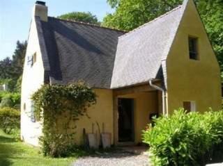 Ferienhaus Ferienhaus in Plougrescant, Cô - Bretagne   Plougrescant - Nord-Ostansicht