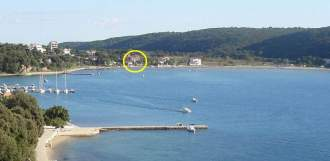 Ferienwohnung ALF Rab-direkt am Meer - kroatische Inseln  Insel Rab Kampor - Alf Rab