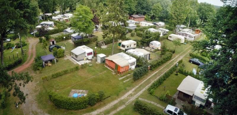 Idyllische Lage im Naturpark Wildeshauser Geest
