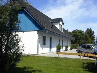 3-er Reihenhaus in Wieck a. D. Ferienhaus in Mecklenburg Vorpommern - Bild 1