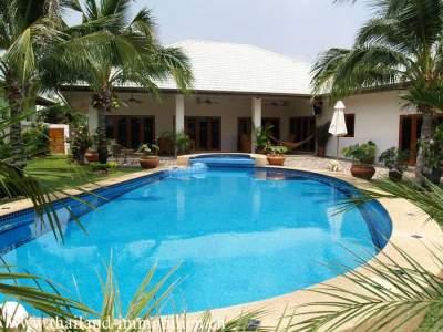 Ferienhaus Luxusvilla mit Swimmingpool - Prachuap Khiri Khan   Hua Hin