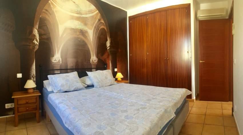 Schlafzimmer OG-Geschoss, Klimaanlage