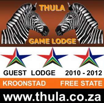 THULA GAME LODGE Ferienhaus in Afrika - Bild 1