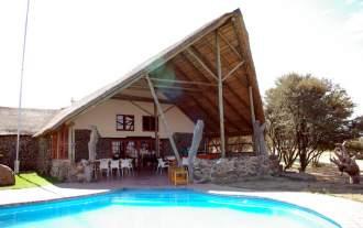 Ferienhaus THULA GAME LODGE -  andere Region Südafrika   KROONSTAD (FREESTATE) N1 - Hunters Lodge (Unterkunft bis zu 8 Personen möglich)