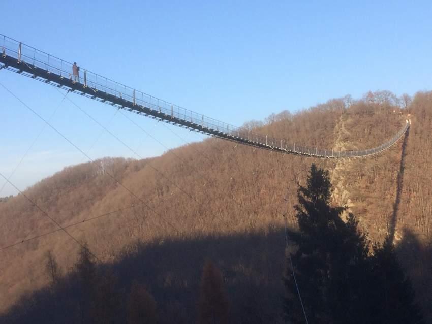 Geierlay-Hängeseilbrücke