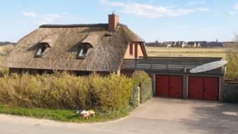 Reetdachferienhaus Strandperle Ferienhaus in Schleswig Holstein - Bild 1