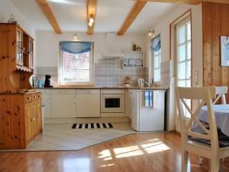 Ankommen-Entspannen-Wohlfühlen - Ferienwohnung in Amtzell - Die gemütliche Wohnküche