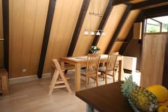 Raus ins Eifelhaus - Ferienhaus in Stadtkyll, Eifel - Die Essecke