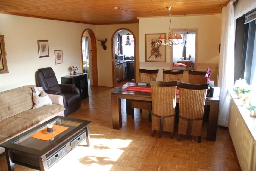 Wohnzimmer Whg 1
