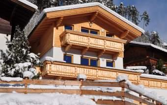 Ferienhaus Chalet Schlossblick Ferienhaus in Österreich - Bild 2
