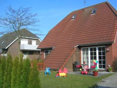 Nordseeferienhaus Kluntje in Greetsiel, Nordsee