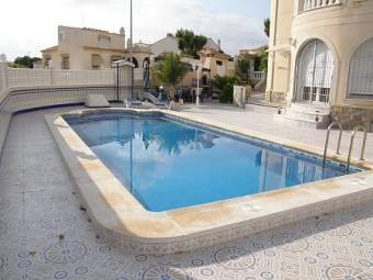 Villa Presidente, Privat-Pool Ferienhaus  Costa Blanca - Bild 9