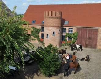 Bauernhof Reiter- und Erlebnisbauernhof Groß Briesen GmbH - Brandenburg  Havelland Fläming Bad Belzig OT Groß Briesen - Reiter- und Erlebnisbauernhof Groß Briesen