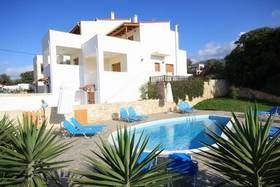 Ferienhaus Exclusive Villa mit Pool und M - Kreta  Rethymnon Rethymno/Rousospiti