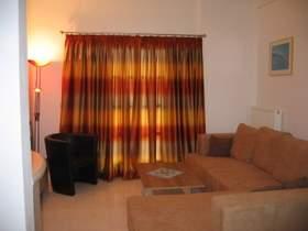 Exclusive Villa mit Pool und M - Ferienhaus in Rethymno/Rousospiti - Wohnzimmer