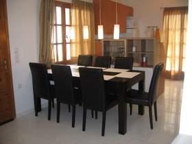 Exclusive Villa mit Pool und M - Ferienhaus in Rethymno/Rousospiti - Essplatz