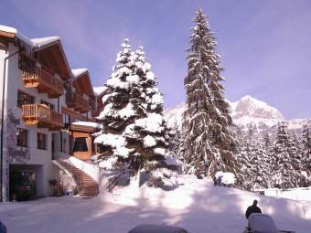 Gartenhotel Rosenhof bei Kitzb Ferienwohnung in Österreich - Bild 1