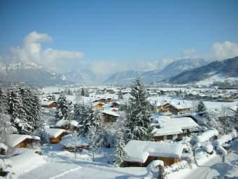 Gartenhotel Rosenhof bei Kitzb Ferienwohnung  - Bild 4
