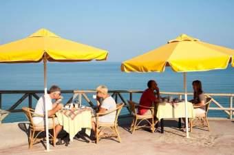mit Frühstück am Meer Ferienwohnung  Kreta - Bild 9