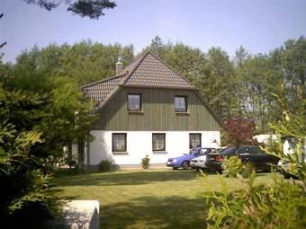FeWo bis 5 Pers mit Kaminofen Sauna im Haus Ferienwohnung in Deutschland - Bild 1
