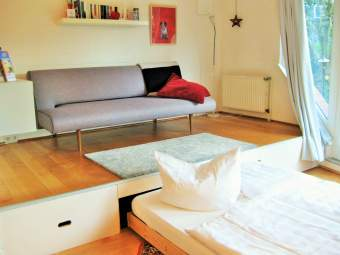 Ferienwohnung  Gästezimmer in RotenburgWümme Ferienwohnung  - Bild 9