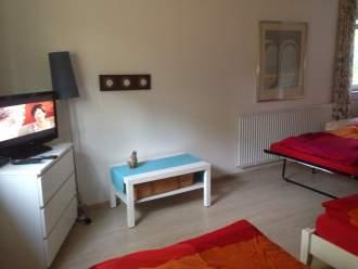 Apartment Ferienappartment-Usingen-Taunus 1-2 - Hessen Taunus Usingen Usingen - Ferienwohnung-Usingen-Taunus Terrasse