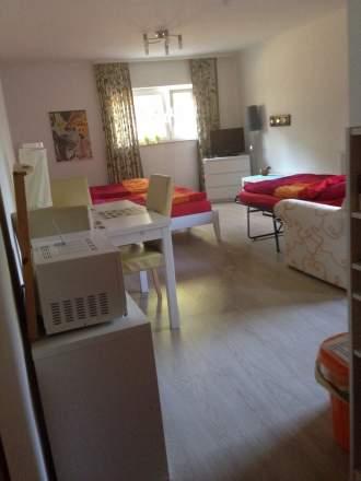 Apartment Ferienappartment-Usingen-Taunus 1-2 - Hessen Taunus Usingen Usingen - Ferienwohnung-Usingen-Taunus Wohn-Esszimmer