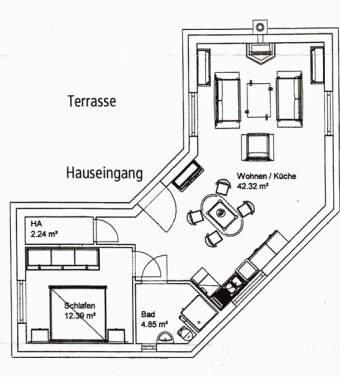 Ferienhaus Casa Carolus - Nds. Ferienhaus  - Bild 6