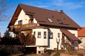 Ferienwohnung Ferienwohnung bei Freiberg - Erzgebirge  Freiberg Hetzdorf - Das Haus - Ferienwohnung Hetzdorf