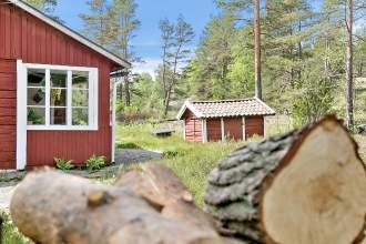 Haus Gunnarsbo - Ferienhaus in Insel Orust Schweden -