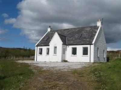 Tigh Sona & Island View - Ferienwohnung in Isle of Skye, Dunhallin