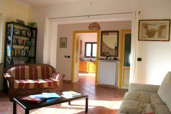 Villa I Due Padroni Apartment in Italien - Bild 5