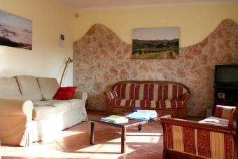 Villa I Due Padroni Apartment in Italien - Bild 6
