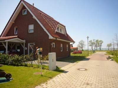 Ferienwohnung Ferienwohnung am Wieker Bodden - Ostsee Ostseeinseln Rügen Wiek