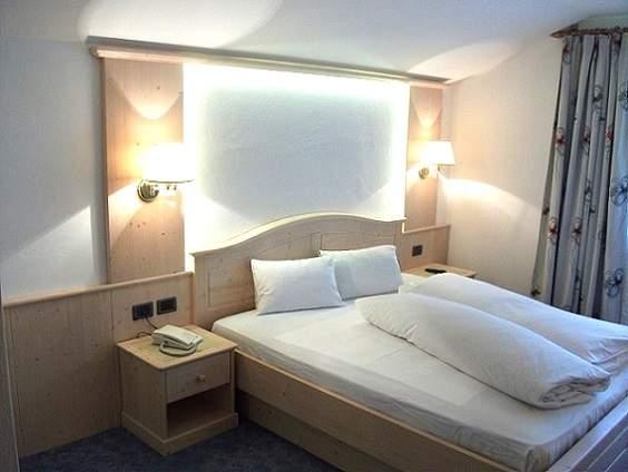 Neu eingerichtete Zimmer