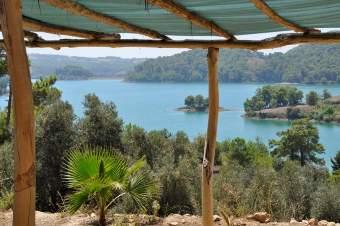 Holzbungalow am See Alleinlage Ferienhaus in Türkei - Bild 1