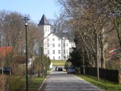Ferienwohnung Jagdschloss Hohen Niendorf - Mecklenburg Vorpommern  Bad Doberan Bastorf OT Hohen Niendorf