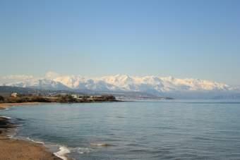 am Strand östlich von Rethymno Ferienwohnung  - Bild 10