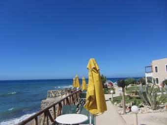 am Strand östlich von Rethymno Ferienwohnung  Kreta - Bild 7