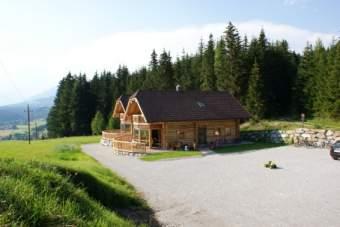 Exklusive Ferienchalets und ur Hütte  - Bild 1