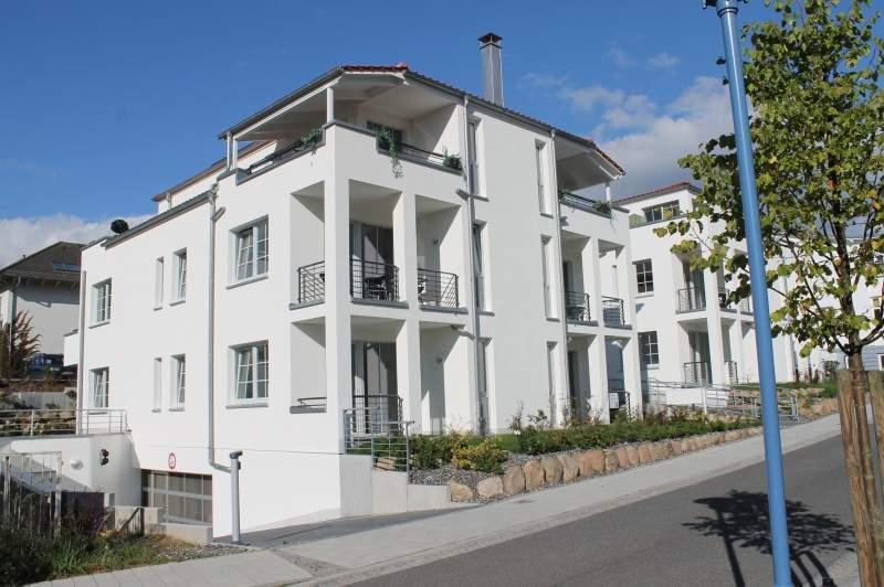 Wohnung EG. links