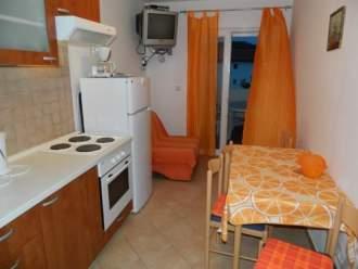 Apartment Ferienwohnungen Ivanic - kroatische Inseln Insel Rab Lopar Insel Rab/Lopar -