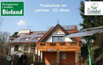 Ferienwohnung Bio-Nichtraucherhaus Öhrlein - Bayern  Franken Mainleus - Unser Haus