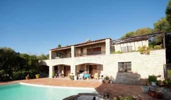Provenzalische ferienhaus mit pool Villa  - Bild 1