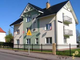 Ferienwohnung Unter der Pusteblume - 100 Meter vom Meer - Ostsee Polen  Kolberg Kolobrzeg Ustronie Morskie -