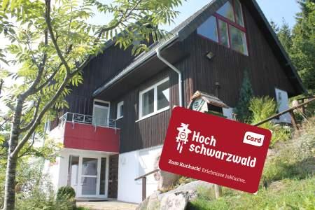 Ferienwohnung  Titiseeblick , 1100 m Höhe in Bärental