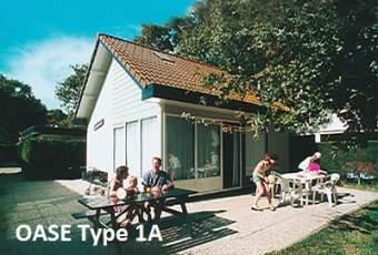 OASE Typ 1A (4 - 6 Personen) Ferienhaus  Zeeland - Bild 8