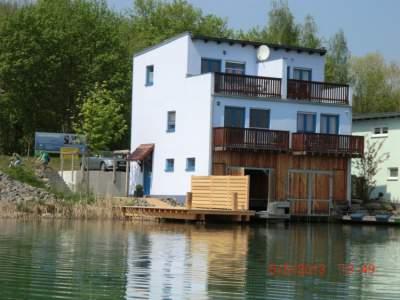 Ferienhaus Ferienhaus Seepferdchen - Sachsen  Burgenland und Heideland Kahnsdorf