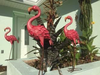 Ferienhaus Haus im Florida Stil am G.v. Mexico - Florida  Cape-Coral Bonita Springs - Postkarte