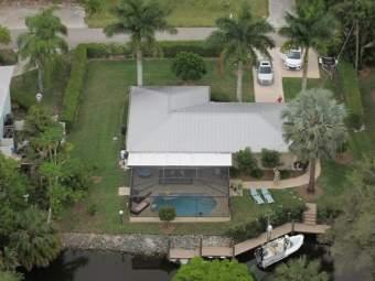 Haus im Florida Stil am Gv Mexico Ferienhaus in den USA - Bild 2
